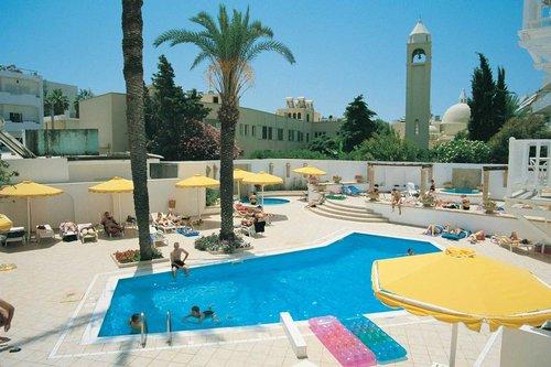 Тур в Mitsis Petit Palais Beach Hotel 4☆ Греция, о. Родос