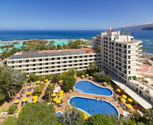 Тур в H10 Tenerife Playa 4☆ Іспанія, о. Тенеріфе (Канари)