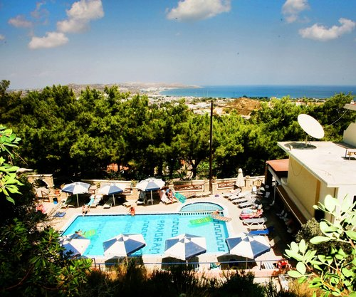 Тур в Panorama Studios & Apartments 3☆ Греция, о. Родос