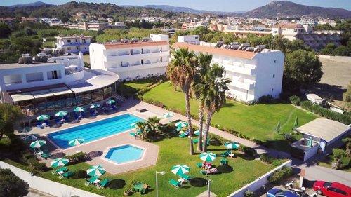 Тур в Pylea Beach Hotel 3☆ Греция, о. Родос