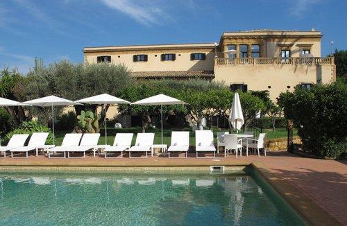 Тур в Villa Athena Hotel 5☆ Италия, о. Сицилия