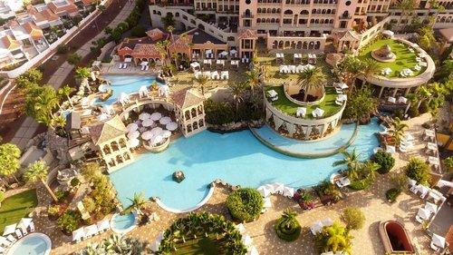 Тур в Iberostar Grand Hotel El Mirador 5☆ Испания, о. Тенерифе (Канары)