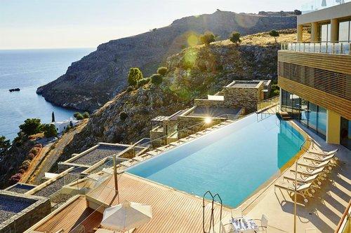 Тур в Lindos Blu Luxury Hotel & Suites 5☆ Греция, о. Родос
