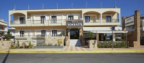 Тур в Sokratis Hotel 2☆ Греция, Халкидики – Кассандра