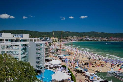 Тур в Effect Grand Victoria Hotel 4☆ Болгария, Солнечный берег
