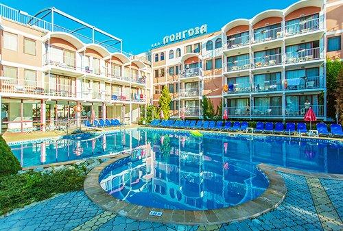 Тур в Longosa Hotel 4☆ Болгария, Солнечный берег
