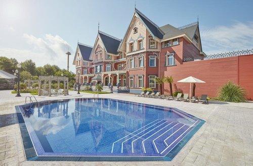 Тур в PortAventura Lucy's Mansion 5☆ Іспанія, Коста Дорада
