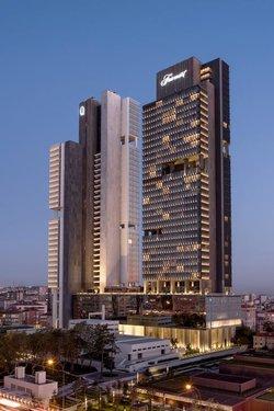 Тур в Fairmont Quasar Istanbul Hotel 5☆ Турция, Стамбул