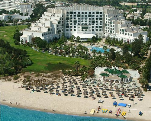 Тур в Marhaba Palace 5☆ Тунис, Порт Эль Кантауи