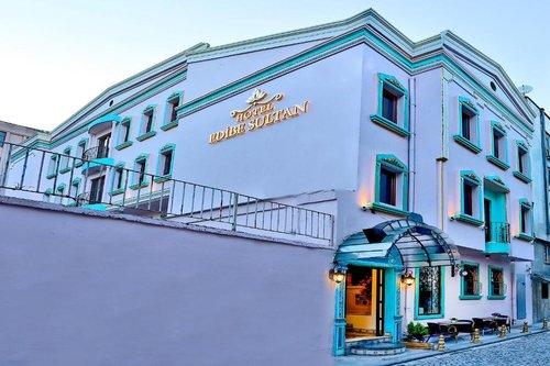 Тур в Edibe Sultan Hotel 3☆ Турция, Стамбул