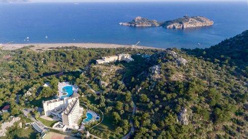Горящий тур в Castle Resort & Spa Hotel Sarigerme 5☆ Турция, Сарыгерме