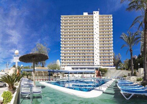 Тур в Poseidon Playa Hotel 3☆ Испания, Коста Бланка