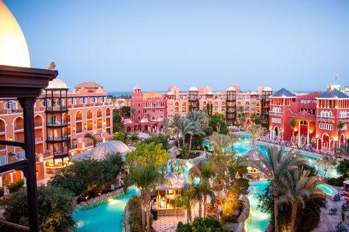 Тур в The Grand Resort Hurghada 5☆ Египет, Хургада