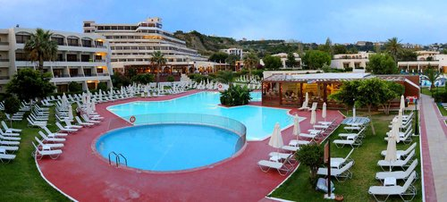 Тур в Smartline Cosmopolitan Hotel 4☆ Греція, о. Родос