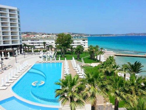 Тур в Boyalik Beach Hotel & Spa Cesme 5☆ Турция, Чешме