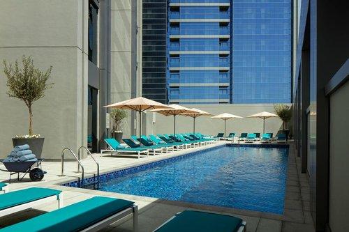 Тур в Rove Dubai Marina 3☆ ОАЕ, Дубай