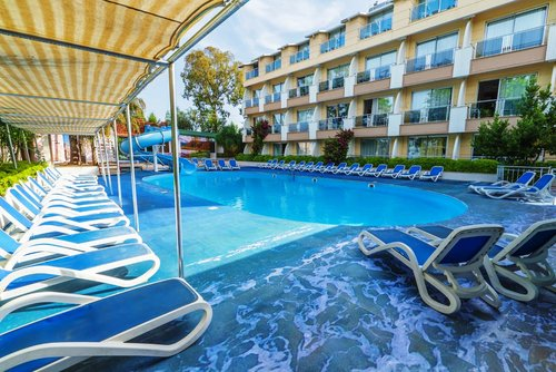 Тур в Aperion Beach Hotel 4☆ Турция, Сиде