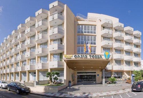 Тур в GHT Oasis Tossa & Spa Hotel 4☆ Испания, Коста Брава