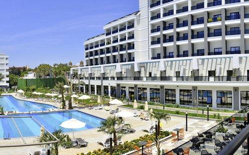 Тур в Seaden Valentine Resort & Spa 5☆ Турция, Сиде