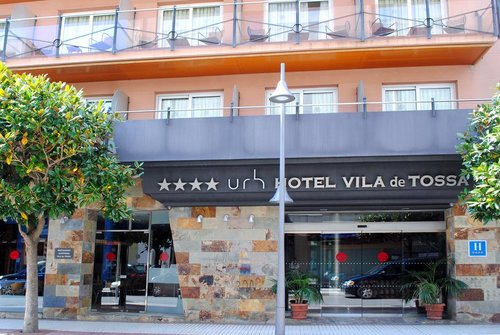 Тур в URH Vila de Tossa 4☆ Испания, Коста Брава