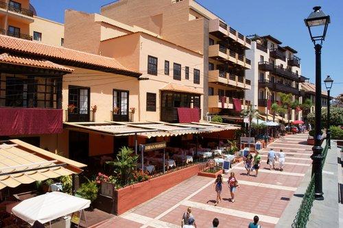 Гарячий тур в Marquesa Hotel 3☆ Іспанія, о. Тенеріфе (Канари)