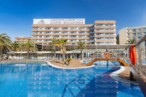 Тур в Costa Encantada Apartahotel 4☆ Испания, Коста Брава