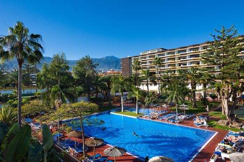 Тур в Blue Sea Puerto Resort 4☆ Іспанія, о. Тенеріфе (Канари)