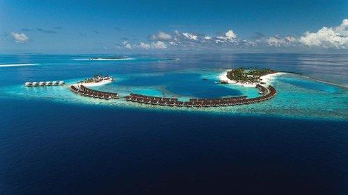 Тур в Oblu Select At Sangeli Maldives 5☆ Мальдивы, Северный Мале Атолл