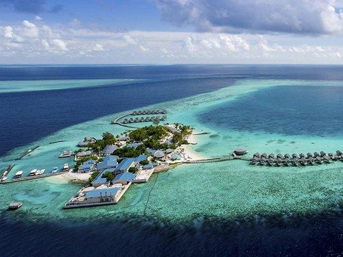 Тур в Centara Ras Fushi Resort & Spa Maldives 5☆ Мальдивы, Северный Мале Атолл