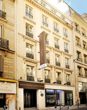 Гарячий тур в New Hotel Saint Lazare 3☆ Франція, Париж