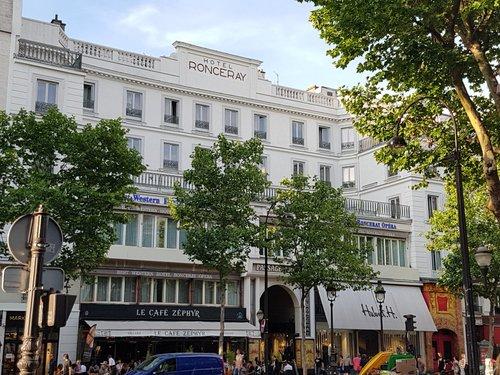 Тур в Best Western Hotel Ronceray Opera 3☆ Франція, Париж
