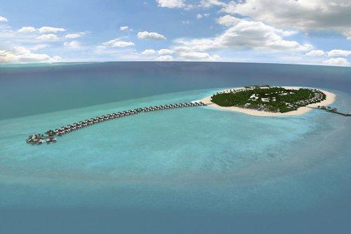 Тур в Emerald Maldives Resort & Spa 5☆ Мальдіви, Раа Атол