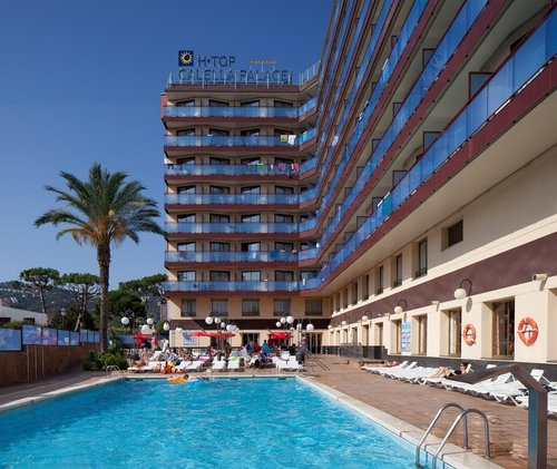 Гарячий тур в H Top Calella Palace Family & Spa 4☆ Іспанія, Коста Дель Маресме