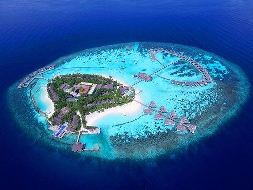 Горящий тур в Centara Grand Island Resort & Spa Maldives 5☆ Мальдивы, Ари (Алифу) Атолл