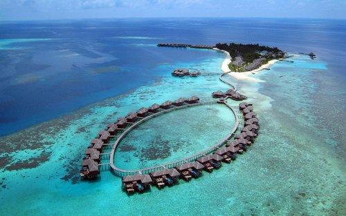 Тур в Coco Bodu Hithi 5☆ Мальдивы, Северный Мале Атолл