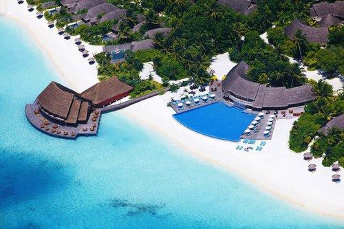 Тур в Anantara Dhigu Maldives Resort 5☆ Мальдивы, Южный Мале Атолл