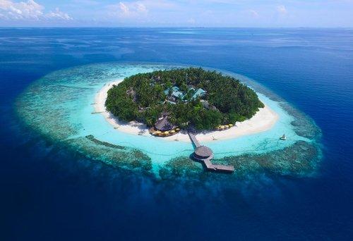 Тур в Angsana Ihuru 5☆ Мальдивы, Северный Мале Атолл