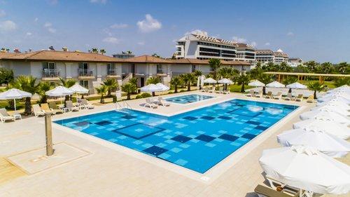 Тур в Crystal Boutique Beach Resort 5☆ Туреччина, Белек