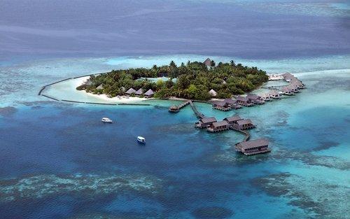 Тур в Gangehi Island Resort & Spa 5☆ Мальдивы, Ари (Алифу) Атолл