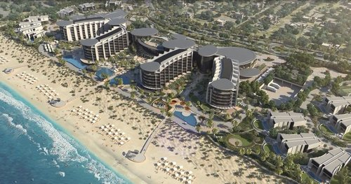 Гарячий тур в Jumeirah at Saadiyat Island Resort 5☆ ОАЕ, Абу Дабі