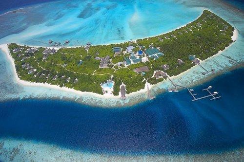 Тур в Hideaway Beach Resort & Spa 5☆ Мальдивы, Хаа Алифу Атолл