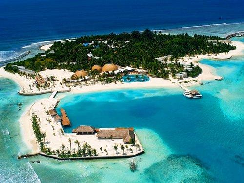 Тур в Holiday Inn Resort Kandooma 5☆ Мальдивы, Южный Мале Атолл