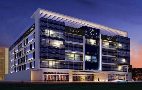 Тур в Flora Inn Hotel Dubai Airport 4☆ ОАЕ, Дубай