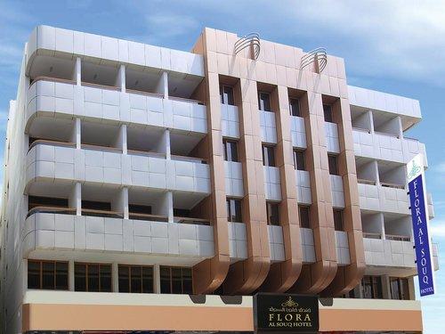 Тур в Florida Al Souq Hotel 2☆ ОАЭ, Дубай