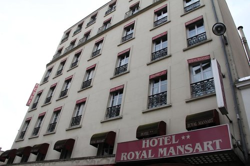 Гарячий тур в Royal Mansart Hotel 2☆ Франція, Париж