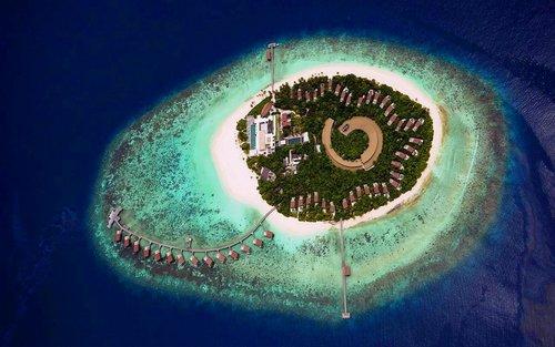 Горящий тур в Park Hyatt Maldives Hadahaa 5☆ Мальдивы, Гаафу Алифу Атолл