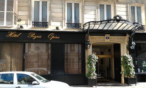 Тур в Peyris Opera Hotel 3☆ Франція, Париж