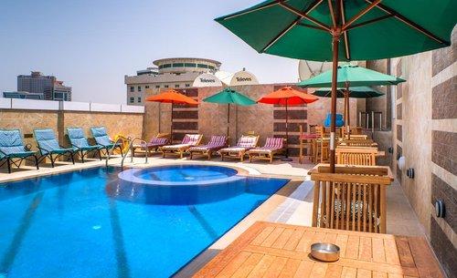 Тур в Tulip Inn Al Khan Hotel 4☆ ОАЕ, Шарджа