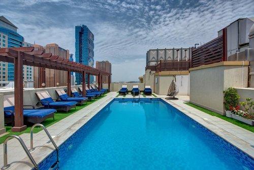 Тур в Class Hotel Apartments 4☆ ОАЕ, Дубай
