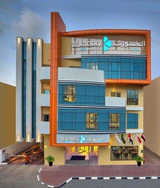 Тур в Al Khoory Inn Bur Dubai 2☆ ОАЭ, Дубай